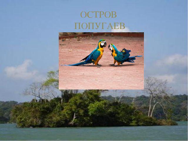 ОСТРОВ ПОПУГАЕВ