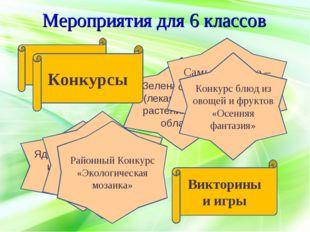 Мероприятия для 6 классов Классные часы Ядовитые растения и грибы нашей облас