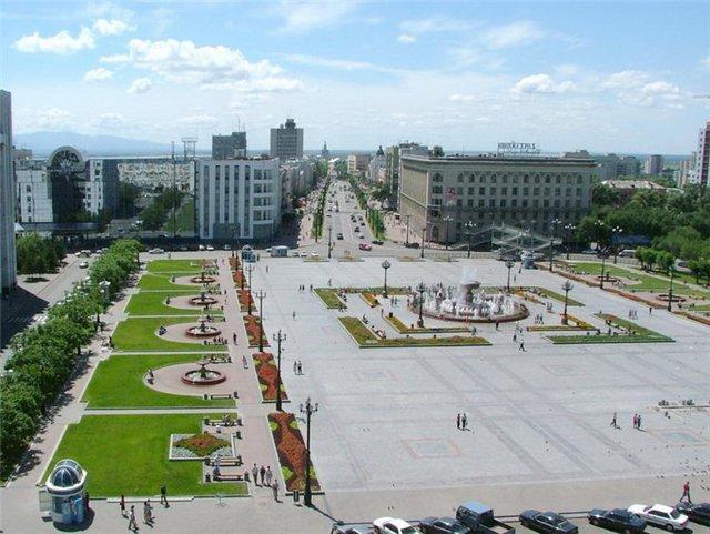 Фото Хабаровск, Россия - газеты хабаровска