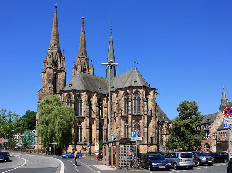 Category:Elisabethkirche (Marburg) - Wikimedia Commons