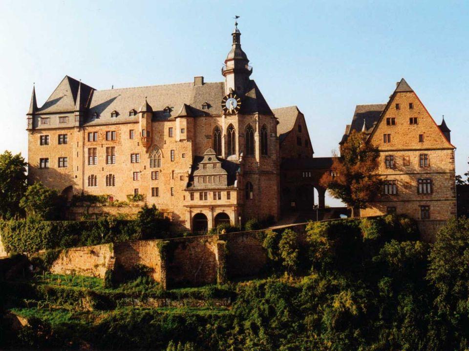 Bildergalerie Marburg Luther2017