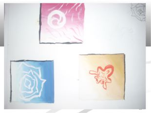 * Этапы работы над проектом(урок 1) Поиск силуэта флакона выполненного на под