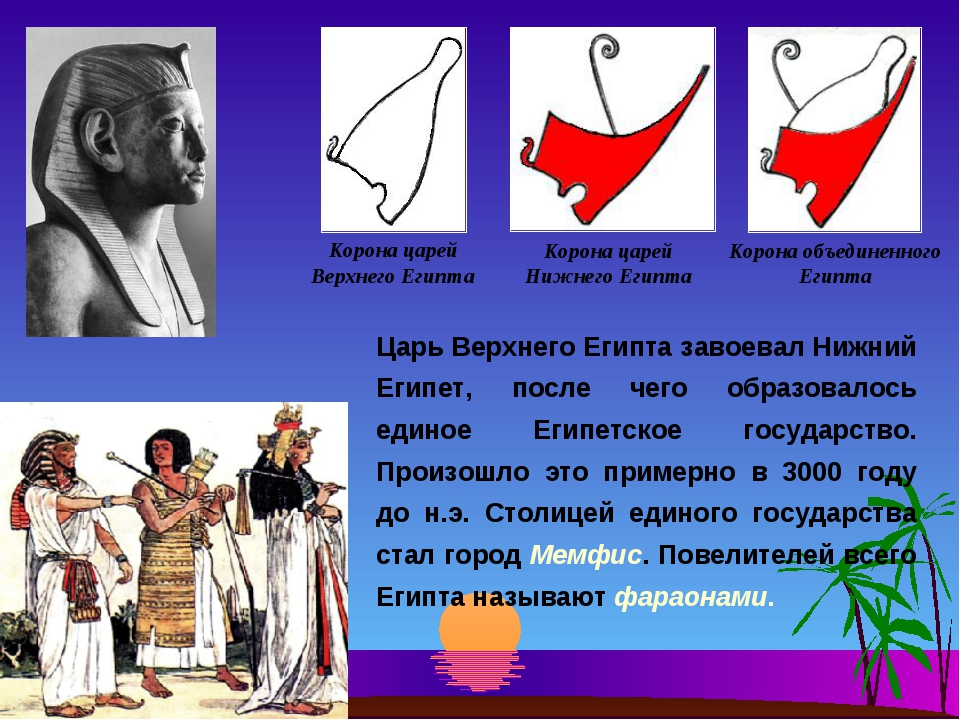 © Жадаев Д.Н., 2005 Царь Верхнего Египта завоевал Нижний Египет, после чего о...