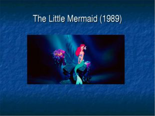 The Little Mermaid (1989)