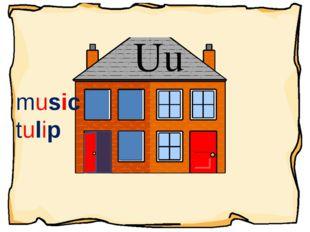 Uu music tulip