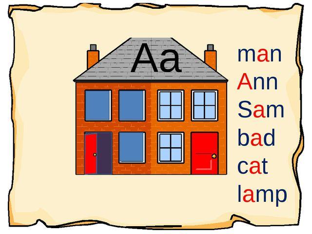 Aa man Ann Sam bad cat lamp