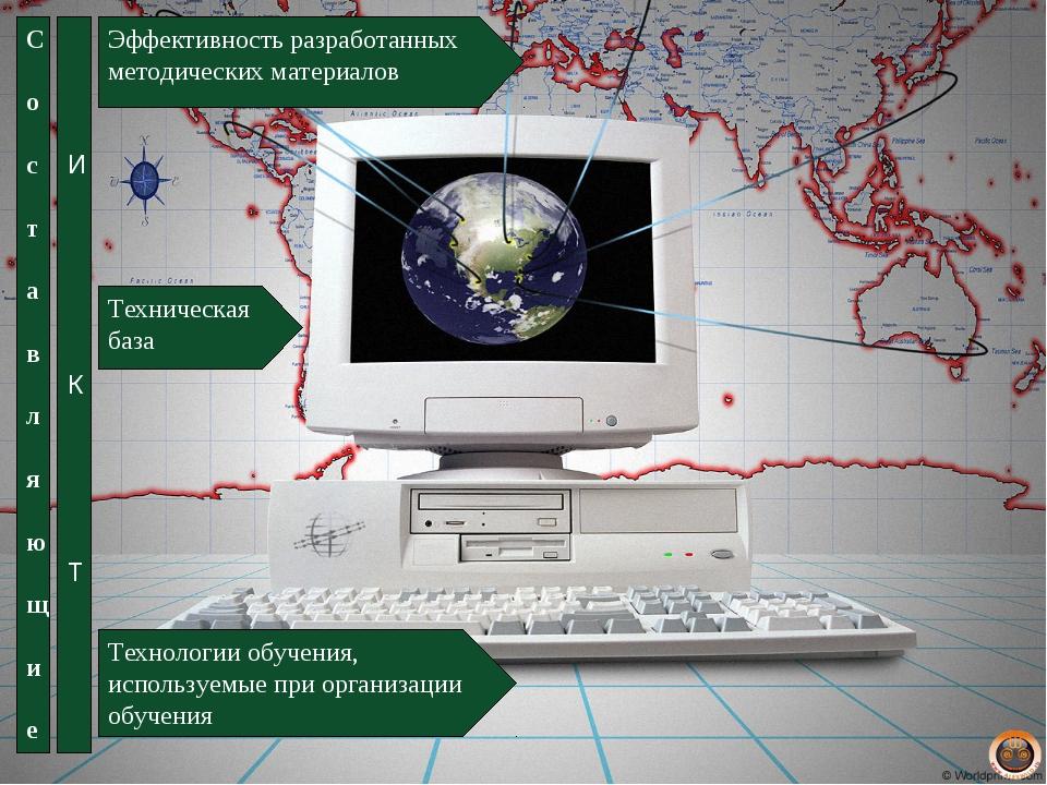 Внедрение информационно- коммуникативных технологий в процесс преподавания и...