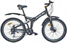 Купить Квадроциклы Скутеры Велосипеды Мотоциклы в СПБ. Велосипед N.W.S. COMFORT LUX складной Двухподвесы горный велосипед Горные