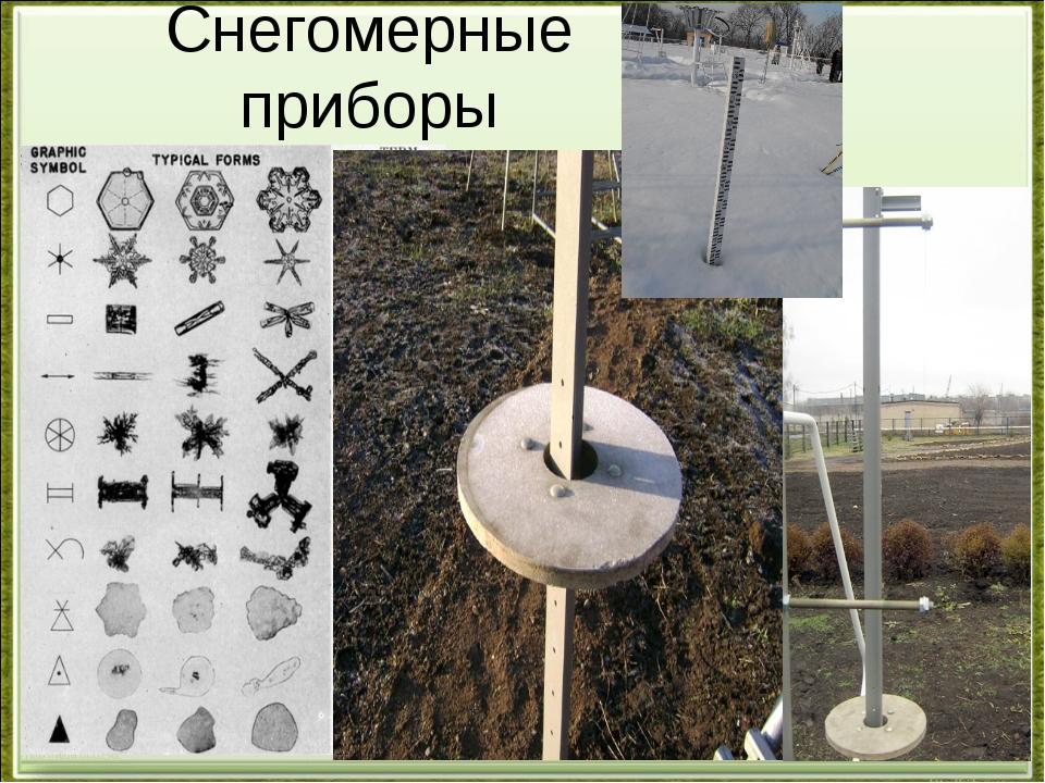 метеорологический прибор в картинках начала