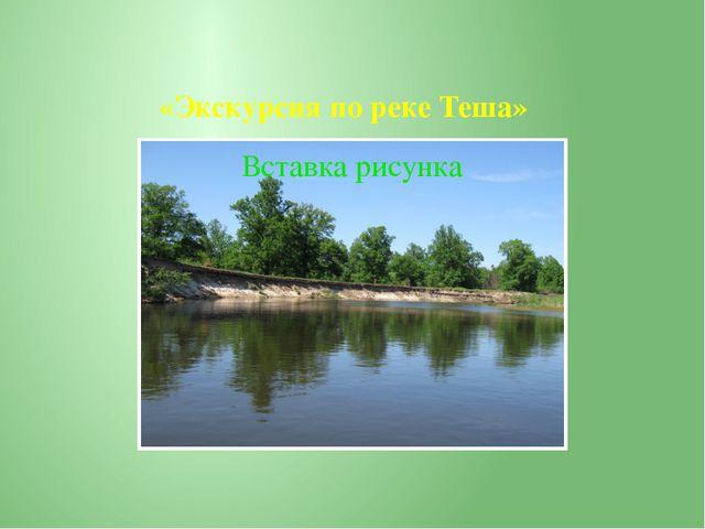 «Экскурсия по реке Теша»