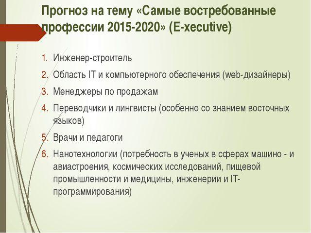 Инженер-строитель Область IT и компьютерного обеспечения (web-дизайнеры) Мене...