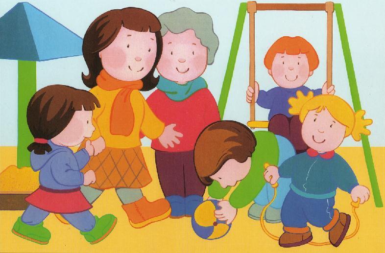 Распорядок дня: памятка малышу (стихи, картинки)