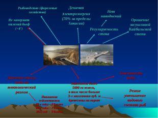 Орошение засушливой Кайбальской степи Регулируемость стока Нет наводнений Рыб