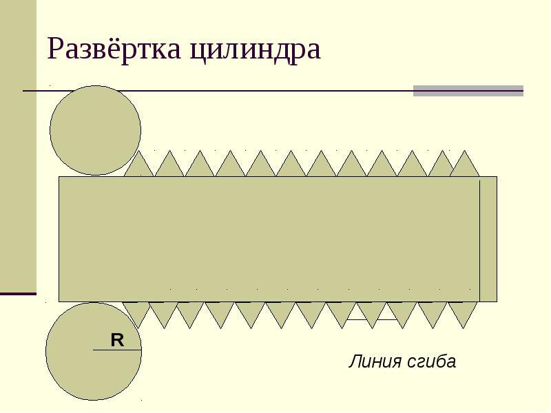 Как сделать геометрическую фигуру из бумаги цилиндр