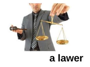 a lawer