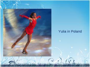 Yulia in Poland