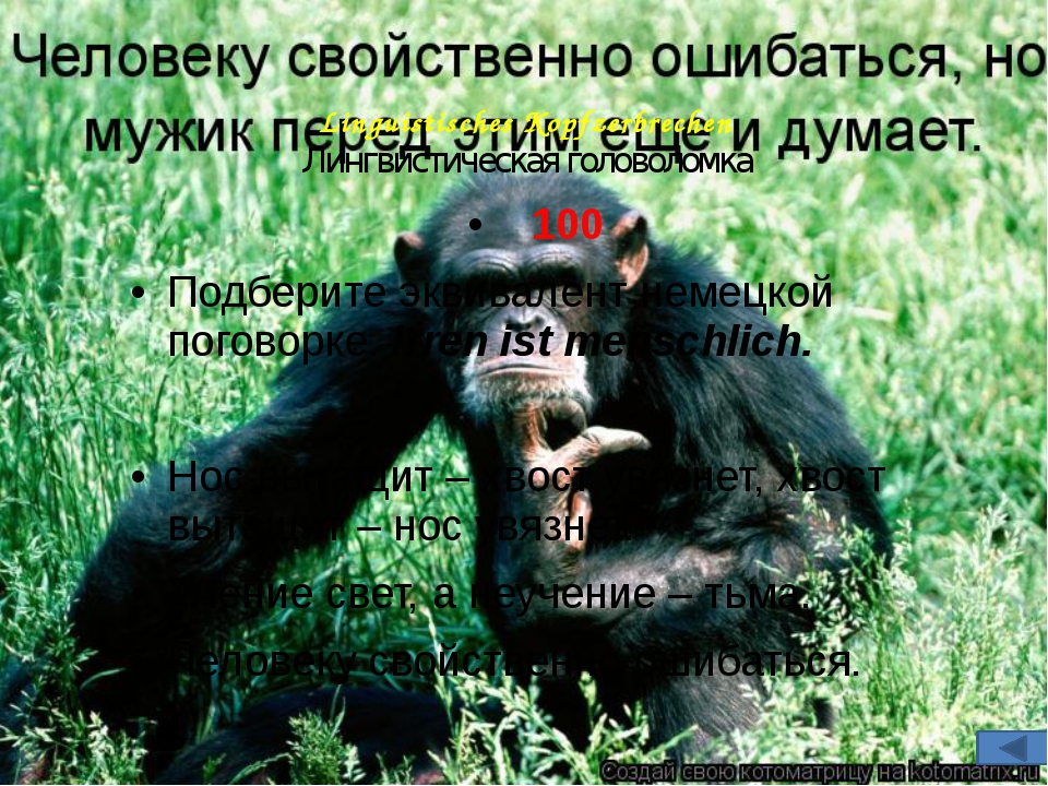 В гостях хорошо... Proverbs and sayings 100 a)Geese with geese, and women w...