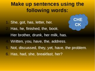 Match the words and the descriptions: MOTHER A malerelative with the same par