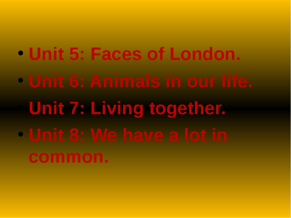 Choose the right variant: 1) London is the capital of … United Kingdom. a) a...