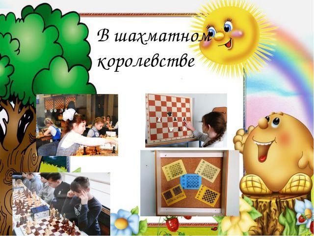 В шахматном королевстве Массовые Групповые Индивидуальные Праздники, поход,...