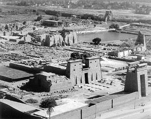 Карнакcкий храмовый комплекс