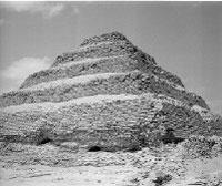 Пирамида фараона Джосера (ступенчатая)