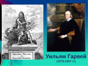 Уильям Гарвей (1578-1657 гг) http://coollib.net/i/60/261460/i_016.jpg http://
