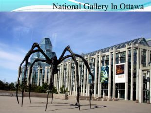 National Gallery In Ottawa
