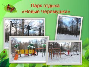 Парк отдыха «Новые Черемушки»