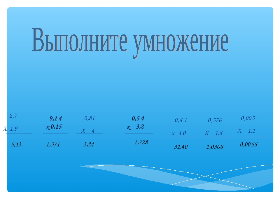 0,81 Х 4 0,5 4 х 3,2 9,1 4 х 0,15 2,7 Х 1,9 0,8 1 Х 4 0 0,576 Х 1,8 0,005 Х...