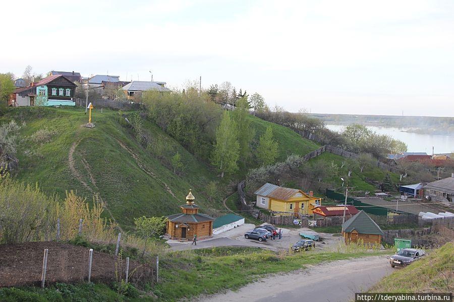 На родине Петра и Февроньи (Муром, Россия)