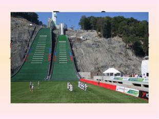 Проходят ли соревнования по прыжкам с трамплина на лыжах летом, когда нет сне