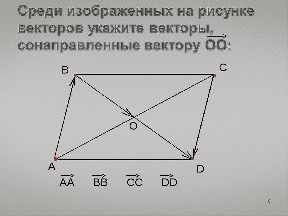 A B C D O *
