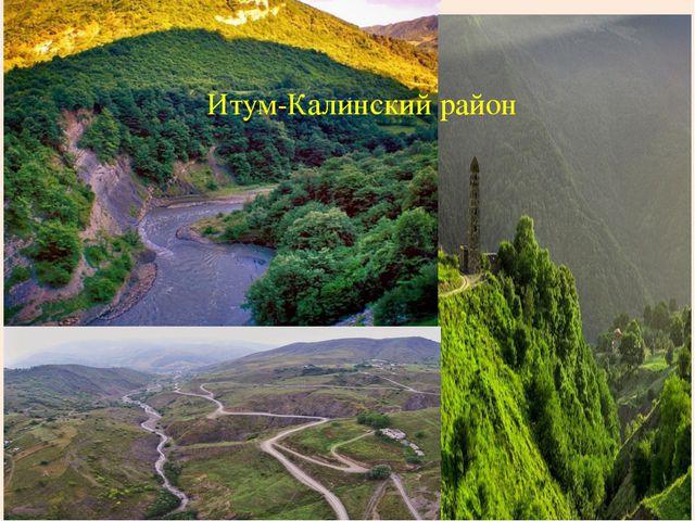 Итум-Калинский район