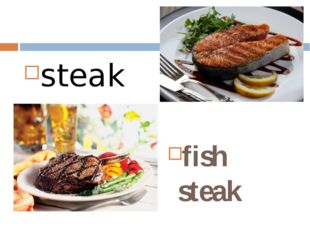 steak fish steak