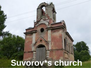 Suvorov*s church