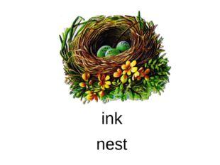 nest ink