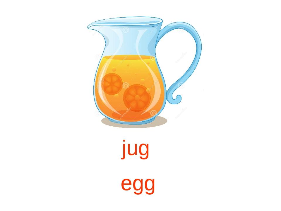 jug egg
