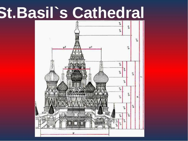 St.Basil`s Cathedral