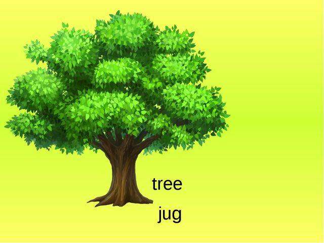 tree jug