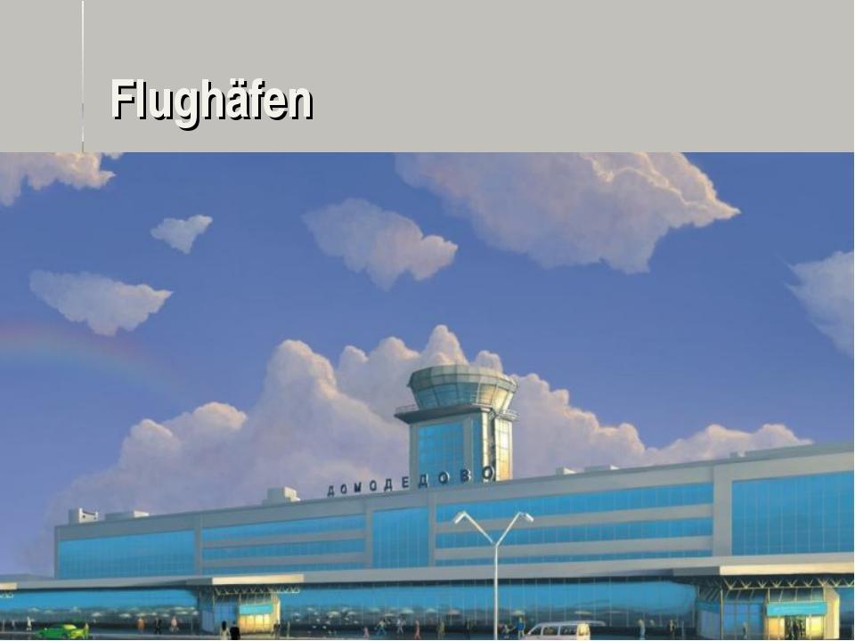 Flughäfen