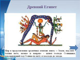 Народы Севера Представление о мире у древних народов Севера. Полюс мира, дающ