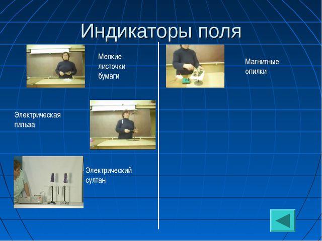 Индикаторы поля Мелкие листочки бумаги Электрическая гильза Электрический сул...