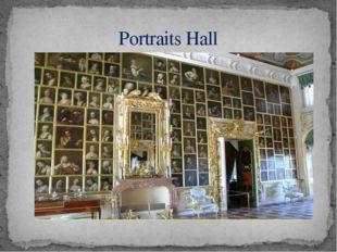 Portraits Hall