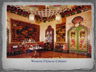 Western Chinese Cabinet