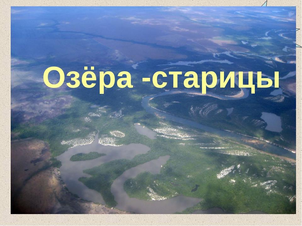 Для Западно-Сибирской равнины наиболее характерны озерные котловины вулканиче...