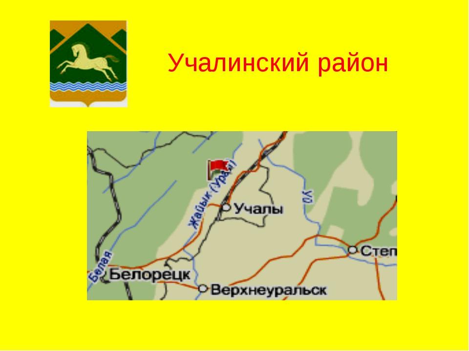 Учалинский район