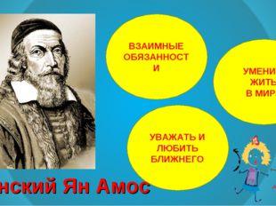 Каменский Ян Амос ВЗАИМНЫЕ ОБЯЗАННОСТИ УМЕНИЕ ЖИТЬ В МИРЕ УВАЖАТЬ И ЛЮБИТЬ БЛ