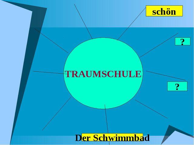 TRAUMSCHULE schön Der Schwimmbad ? ?