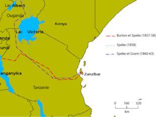 Исследователь Африки, который в 1858 году обнаружил озера Танганьика и Викто
